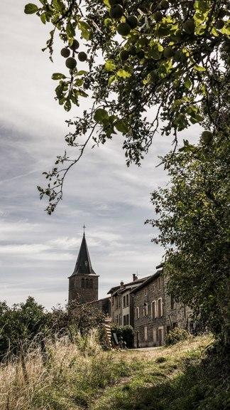 Village Rochefort Monts du Lyonnais