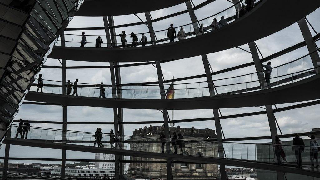 Coupole Bundesrat Berlin