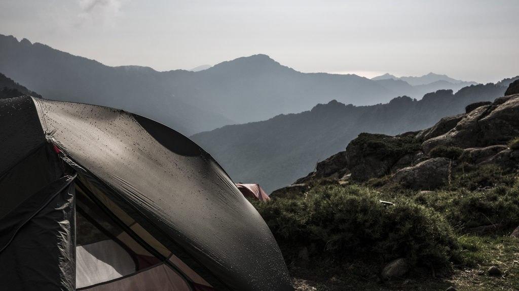 Camping Ortu di u Piobbu GR20 nord