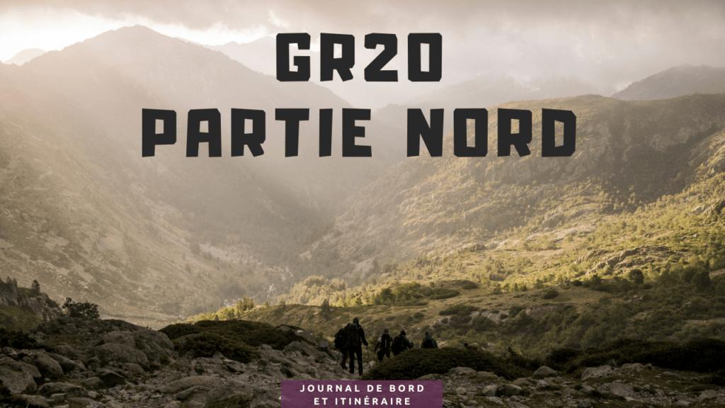 GR20 Partie Nord Deux évadés