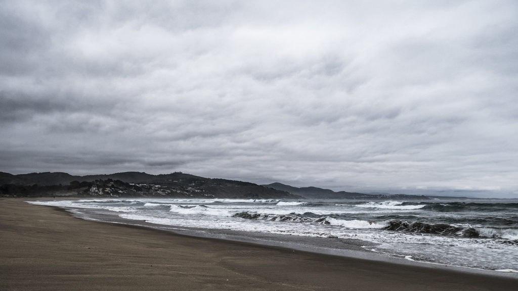 La côte chilienne et ses merveilles Deux Évadés